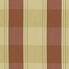 Gold/Red Plaid Drapery and Upholstery Fabric by Duralee