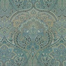 Aegean Damask Drapery and Upholstery Fabric by Duralee