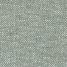 Sea Green Herringbone Drapery and Upholstery Fabric by Duralee