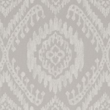 Dove Ethnic Drapery and Upholstery Fabric by Duralee