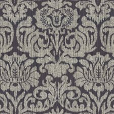 Indigo Dark Drapery and Upholstery Fabric by Kasmir