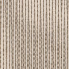 Charcoa Stripes Drapery and Upholstery Fabric by Lee Jofa