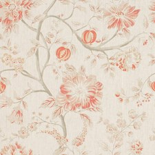 Bloom Botanical Drapery and Upholstery Fabric by Kravet