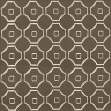 Taupe Drapery and Upholstery Fabric by Kasmir