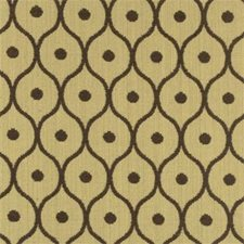 Chestnut Dots Drapery and Upholstery Fabric by Clarke & Clarke