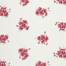 Multi Floral Small Drapery and Upholstery Fabric by Clarke & Clarke