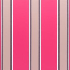 Magenta Faux Silk Drapery and Upholstery Fabric by Clarke & Clarke