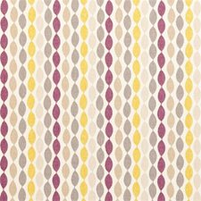 Elderberry Dots Drapery and Upholstery Fabric by Clarke & Clarke