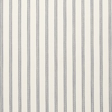 Chambray Stripe w Drapery and Upholstery Fabric by Clarke & Clarke