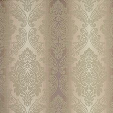 Natural Damask Drapery and Upholstery Fabric by Clarke & Clarke