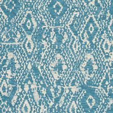 Aqua Weave Drapery and Upholstery Fabric by Clarke & Clarke
