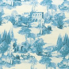 Delft Drapery and Upholstery Fabric by Clarke & Clarke