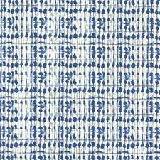 Indigo Drapery and Upholstery Fabric by Clarke & Clarke