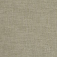 Flax Solids Drapery and Upholstery Fabric by Clarke & Clarke