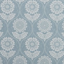 Eau De Nil Weave Drapery and Upholstery Fabric by Clarke & Clarke