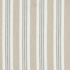 Mineral/Linen Stripes Drapery and Upholstery Fabric by Clarke & Clarke