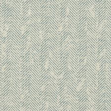 Teal Weave Drapery and Upholstery Fabric by Clarke & Clarke
