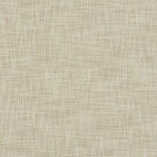 Natural Solid W Drapery and Upholstery Fabric by Clarke & Clarke