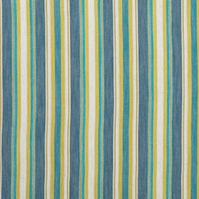 Denim/Chartreuse Drapery and Upholstery Fabric by Clarke & Clarke