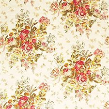 Cream/R Weave Drapery and Upholstery Fabric by Mulberry Home