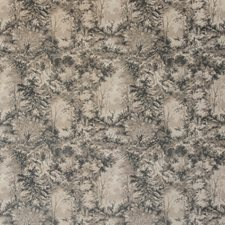 Dove/Taupe Print Drapery and Upholstery Fabric by Mulberry Home