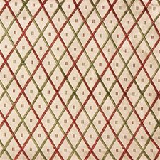 Coral/M Weave Drapery and Upholstery Fabric by Mulberry Home
