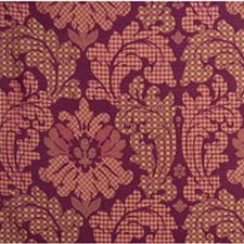 Red/Gold Drapery and Upholstery Fabric by Mulberry Home