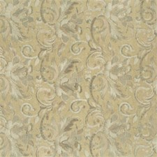 Silver Damask Drapery and Upholstery Fabric by Mulberry Home