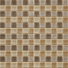 Sand/Natural Geometric Drapery and Upholstery Fabric by Mulberry Home