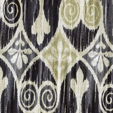 Ebony Drapery and Upholstery Fabric by RM Coco