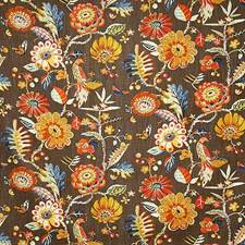Cocoa Traditional Drapery and Upholstery Fabric by Pindler