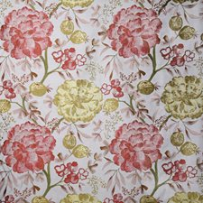 Geranium Damask Drapery and Upholstery Fabric by Pindler