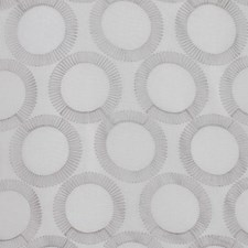 Silver Drapery and Upholstery Fabric by RM Coco