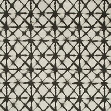 Charcoal/Neutral Geometric Drapery and Upholstery Fabric by Kravet