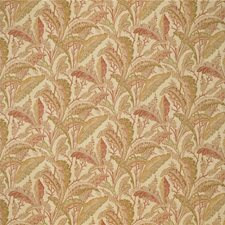 Beige/Rust Paisley Drapery and Upholstery Fabric by Kravet