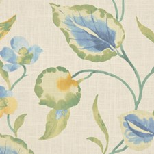 Swan Drapery and Upholstery Fabric by RM Coco