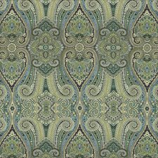 Peacock Drapery and Upholstery Fabric by Kasmir