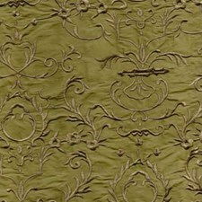Gold Ivy Drapery and Upholstery Fabric by RM Coco