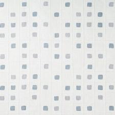 Slate Geometric Drapery and Upholstery Fabric by Kravet