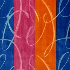 Brights Print Drapery and Upholstery Fabric by Lee Jofa