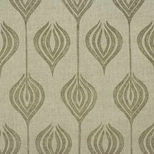 Natural/Stone Contemporary Drapery and Upholstery Fabric by Groundworks
