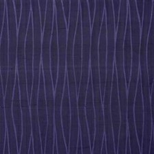 Deep Purple Modern Drapery and Upholstery Fabric by Groundworks