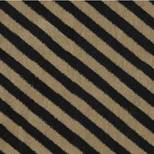 Beige/Noir Modern Drapery and Upholstery Fabric by Groundworks