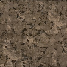 Ebony/Taupe Modern Drapery and Upholstery Fabric by Groundworks