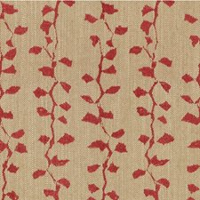 Ruby Contemporary Drapery and Upholstery Fabric by Groundworks