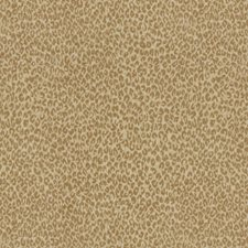 Sand Animal Drapery and Upholstery Fabric by Groundworks