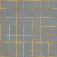 Heather/Gold Modern Drapery and Upholstery Fabric by Groundworks