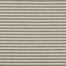 Soot Stripes Drapery and Upholstery Fabric by Groundworks