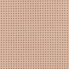 Blush Dots Drapery and Upholstery Fabric by Groundworks