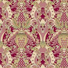 Flamboyant Drapery and Upholstery Fabric by Scalamandre